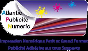 Logo Atlantic Publicité Numeric-autocollant